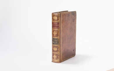 First edition DIDEROT (Denis) Jacques Le Fataliste. Paris, Buisson, year...