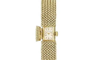 Movado Ladies Cocktail Watch in 14K Gold