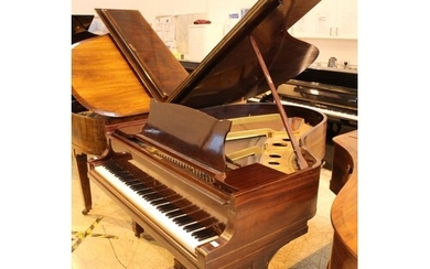 Steinway (c1927) A 5ft 10in 88-note Model O grand piano in ...