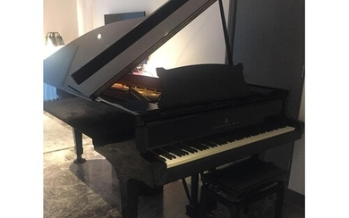 Steinway (c1971) A 6ft 11in Model B grand piano in a brigh...