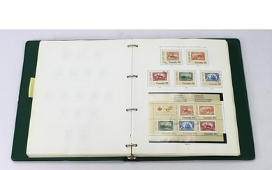 Canada 1859-1996 used collection in one country album with n...