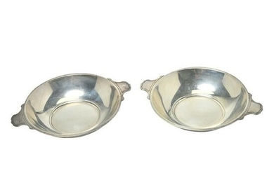Pair of Sterling Silver Tiffany Bowls.
