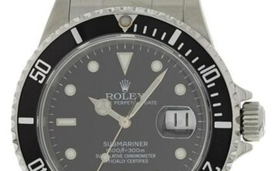 Rolex Oyster Perpetual Submariner 16610T Men's Watch