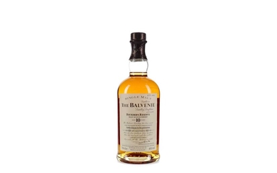 BALVENIE FOUNDER'S RESERVE AGED 10 YEARS
