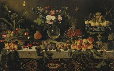 MASTER OF THE HARTFORD STILL LIFE (ACTIVE ROME, LATE 16TH/EARLY 17TH CENTURY)
