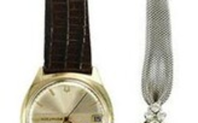 Two 14kt. Watches
