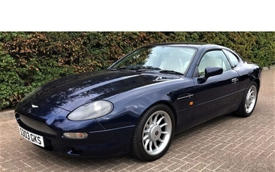 1998 ASTON-MARTIN DB7 COUPE Registration Number: S303 GKS C...