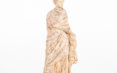 Ancient-style Greek Statue of a Woman
