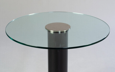 Art Deco style glass table / coffee table.