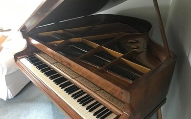 Bechstein (c1937) A 4ft 7in Model S grand piano in a walnut ...