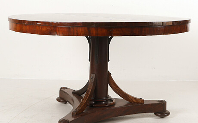 Dining table late empire Matbord senempire