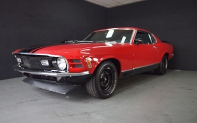 Ford - Mustang Mach 1 Cleveland   NO RESERVE! - 1970