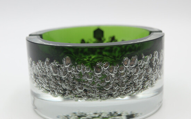 """GLASS CUP """"REICHLINGEN; GERMANY."""