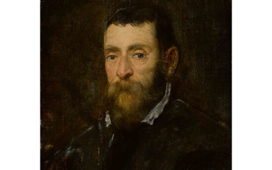 Jacopo Robusti, called Jacopo Tintoretto, Portrait of a bearded man, possibly Prince Antonio di Santacroce of Rome