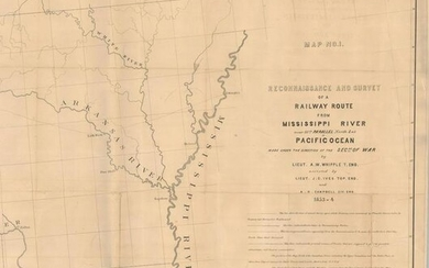 MAP, Central US, Whipple
