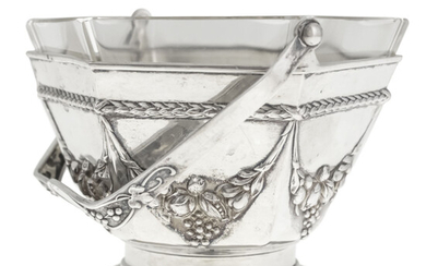 Silver Handled Bowl, Germany, Early 20th Century.