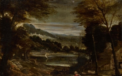 The Return from the Flight into Egypt, Annibale Carracci