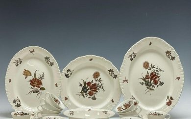 Wedgwood Etruria Barlaston Serving Platters Cups and