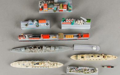 Wiking ship models and accessories (15).