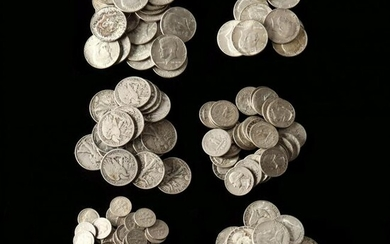 20th Century Silver Coin Assortment