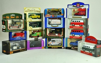 A group of diecast comprising various makers, Lledo