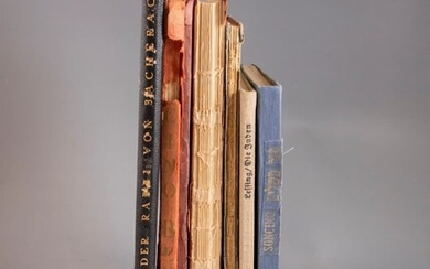 Collection of Books and Booklets - Soncino Press