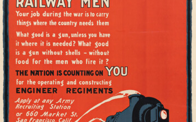 ERNEST HAMLIN BAKER (1889 1975) YOUR NATIONS NEEDS AND YOUR