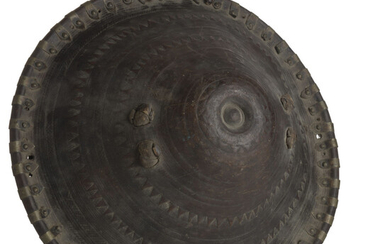 Old African Tribal Shield 19th c