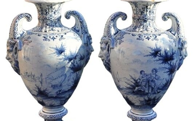 vases - late 19th century