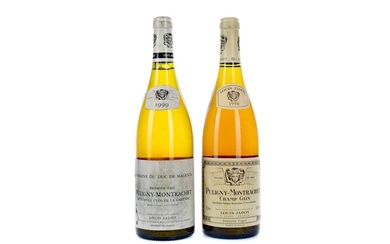 LOUIS JADOT PULIGY-MONTRACHET 1999 AND 1998