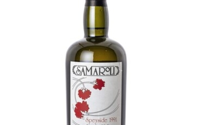 The Macallan Samaroli Cask #4139 45.0 abv 1991 (1 BT70)