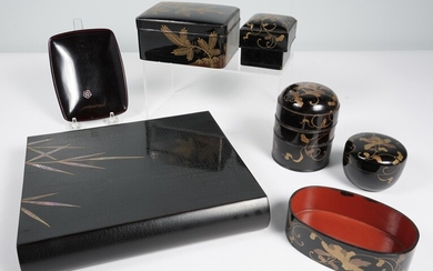 Japanese Lacquer Wares A9WBN