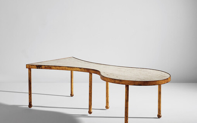 In the style of Jean Royère, Coffee table