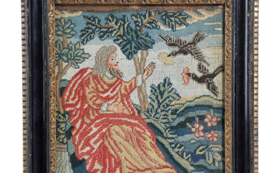 A NEEDLEWORK PICTURE