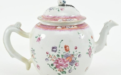 Chinese export porcelain Hand painted decoration of