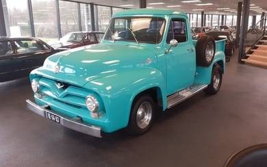 Ford - F100 - 1955