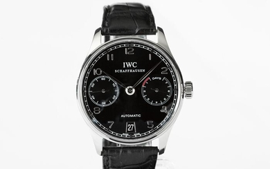 IWC - Portuguese Automatic 7 Days In House Movement - IW5001 09 - Men - 2011-present