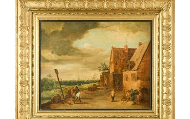 Manner of David Teniers the Younger, 18th Century