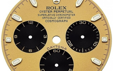 54003: Rolex, Oyster Perpetual Cosmograph Daytona Dial