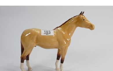Beswick Dunn Stallion : made for the collectors club in 2007...