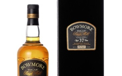 Bowmore 37 Year Old 43.4 abv 1968 (1 BT70)