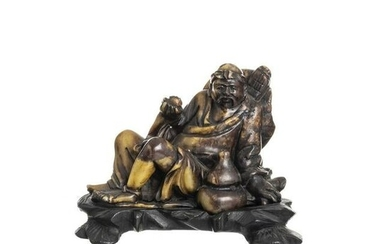 Chinese soapstone sculpture