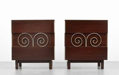 Pair of Edmond Spence Cabinets