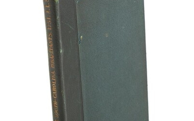 Rare Southern Colonial Period Book: Hume's Exhortation