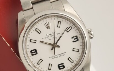 Rolex - Oyster Perpetual Airking - 114200 - Unisex - 2011-present