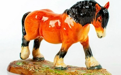 Royal Doulton Horse Figurine, Pride Of The Shires