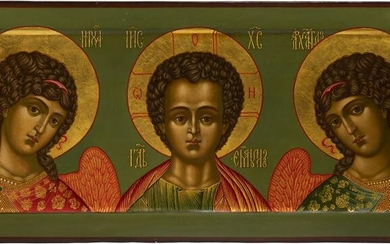 A LARGE ICON SHOWING A DEISIS