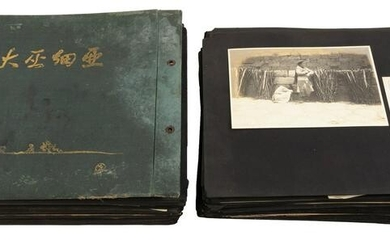 Album of Chinese photographs, early 20th century