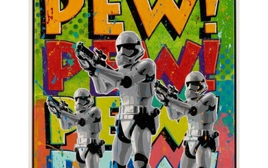 Bru'ster (South Africa 1961 - ): STORM TROOPERS