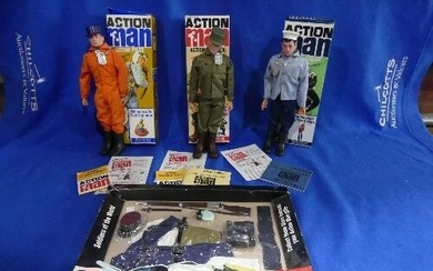 Action Man; The 40th Anniversary series boxed 'Action Pilot'...